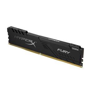 Kingston 8GB 3200MHz DDR4 CL16 DIMM 1Rx8 HyperX FURY Black