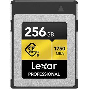 Lexar 256GB Professional CFexpress Type-B Memory Card