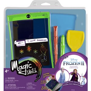 Boogie Board Magic Sketch Disney Frozen Edition