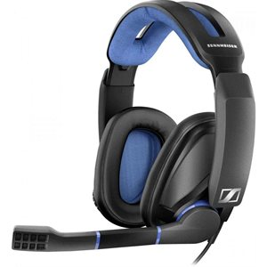 Sennheiser GSP 300 Gaming Headset - Blue/Black