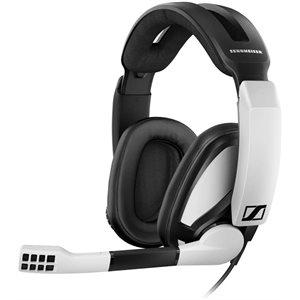 Sennheiser GSP 301 Casque d'écoute Gaming - Blanc