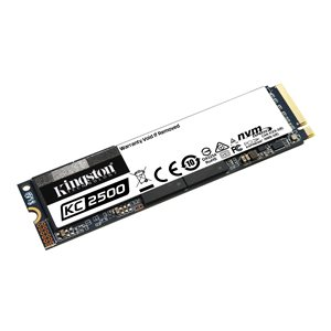 Kingston SSD 250GO KC2500 M.2 2280 NVMe PCIe gen3.0 x4