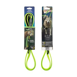 NiteIze NiteDog Rechargeable LED Leash - Lime/Green LED