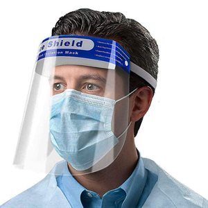 Face Shield - PVC full face protection