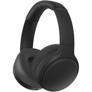 Panasonic M-Series Premium Mighty Bass Headphone Bluetooth  - Black