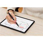 Adonit Note - UVC - Black Stylus for 2018 (or newer) iPad + iPad Pro