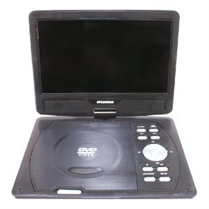 "Sylvania Portable DVD Player with 10.1"" Screen"