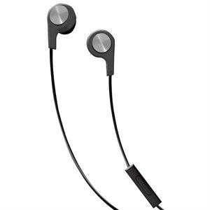 MAXELL B-13 Bass 13 Heavy Bass Earbuds with Mic Black
