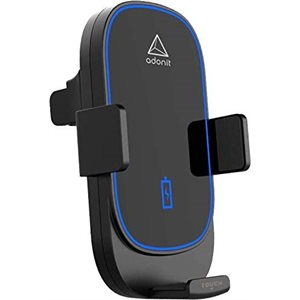 Adonit 15W Wireless Car Charger Qi