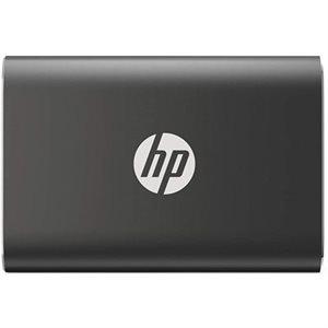 HP SSD P500 500GB (Black) SR:380MB/s SW:210MB/s War-3 Years External
