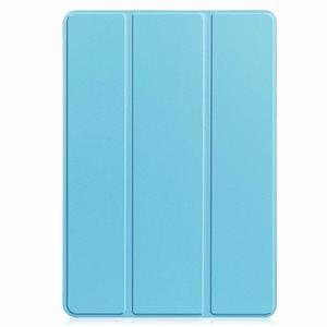 Étui - Samsung TAB A7 10po Style bookcover (pour SM-T500/2020) - Bleu pâle