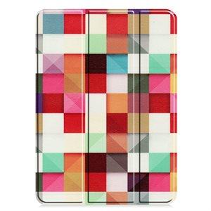 Étui - Samsung TAB A7 10po Style bookcover (pour SM-T500/2020) - Multi-couleurs