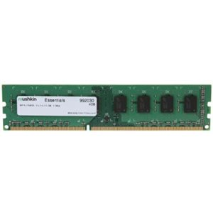 MUSHKIN 4GB DDR3 1600MHZ PC3L-12800 UDIMM