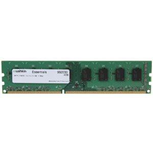 MUSHKIN 4GB DDR3 1600MHZ PC3L-12800 UDIMM