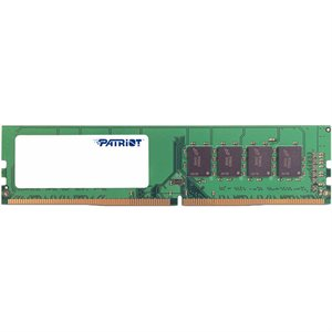 Patriot Signature DDR4 16GB (1x16GB) 2666MHz (PC4-21300) CL19 UDIMM - dual rank double sided module