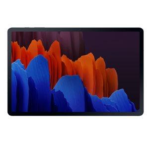 """SAMSUNG GALAXY TAB S7+ 12.4"""" 128GB - BLACK - Retail - B2C"""