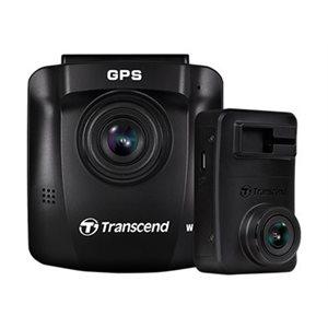 Transcend 32GX2, Dual Camera Dashcam, Dual 1080P, Sony Sensor, GPS