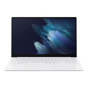 """Samsung Galaxy Book 15.6"""" Laptop w/Intel i3-1115G4, 256G SSD, 8GB RAM Windows 10 Home - Silver"""