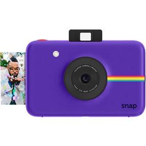 Appareil-photo instantané numérique Snap de Polaroid - Mauve