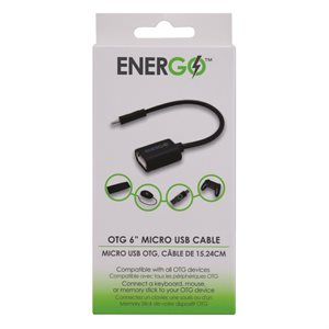 FUSE ENERGO OTG Cable