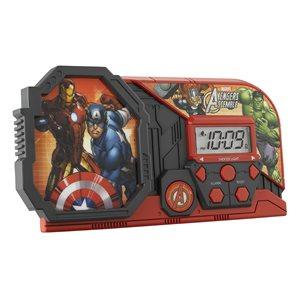 Réveille-matin phosphorescent Marvel Avengers de KIDdesigns