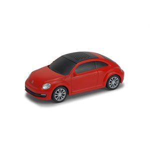 VOLKSWAGEN THE BEETLE BLUETOOTH SPEAKER RED AUTODRIVE